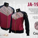 Jaket batik couple edition JA-1905