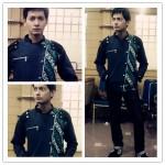 Jaket Batik Militer / Military Medogh.com dipakai Fedi Nuril
