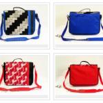 Cari Tas Laptop Wanita? Mungkin Koleksi Tas Laptop Batik Warna Warni Seri SIGI Ini Cocok Buat Kamu.