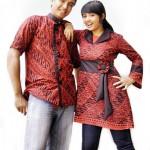 Couple Batik Motif Parang