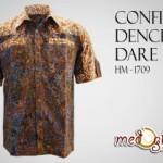 Kemeja Batik Confidence Dare