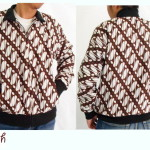 Jaket Batik Parang JA-0101