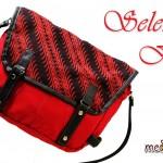 Selena… Tas Etnik Batik untuk Wanita Aktif
