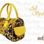 Hand Bag Batik Gaya Klasik - All Sydney