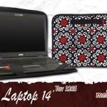 Tas Laptop Batik Medogh nan Etnik