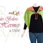 Bolero Batik Hermes ala Medogh