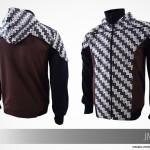 Jaket Batik Parang series JM-1925