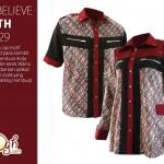 Sarimbit batik Medogh