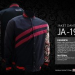 Patriot Series Jaket Dante JA-1937