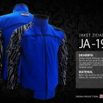 Patriot Series Jaket Zidane