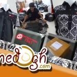 Seragam Sinar Mas - Sarimbit Batik Believe Trust