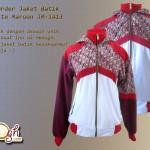 Jaket Batik Custom Order JM-1413