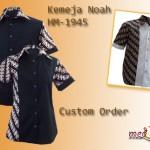 Custom Order Kemeja Noah HM-1945