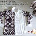 Kemaja Batik Lengan Panjang HM-1946 oleh Mas Ipul Makassar