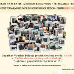 Promo Hari Batik Nasional