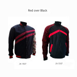 Red over Black – Jaket JA-1937 & JA-1307